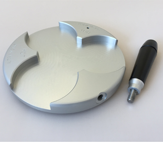 NEW heat resistant DrySyn MULTI handle