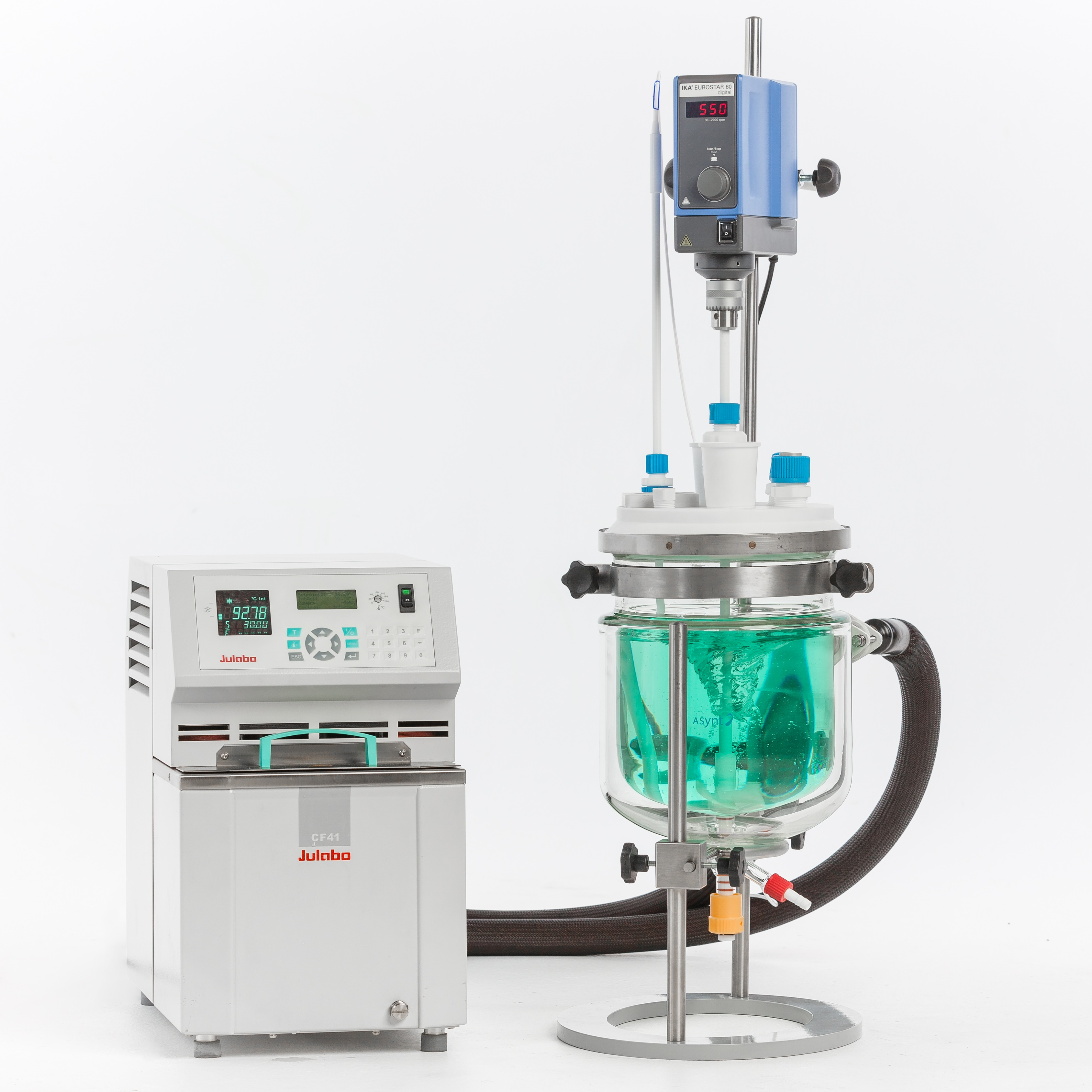 5000 ml ReactoMate with EASY SUPPORT STAND and CF41