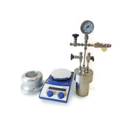 custom single high pressure reactor made in the UK from Asynt
