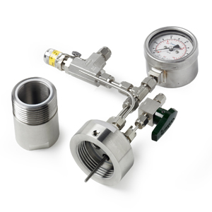 Asynt high pressure or low pressure single lab reactor