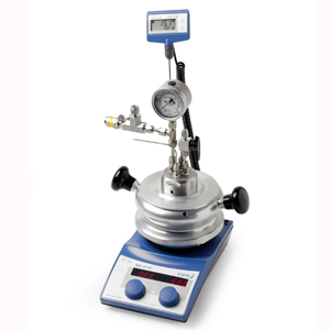 high or low pressure single autoclave by Asynt
