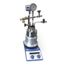 Single high pressure reactor