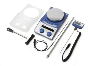 Asynt hotplate stirrer kit with temperature control
