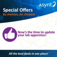 Special offers for your laboratory from Asynt