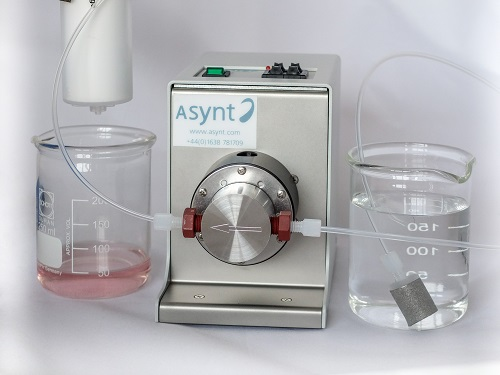 Asynt chromatography solvent pump