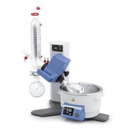 IKA RV 8 V-C rotary evaporator from Asynt chemistry