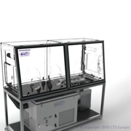 Climatically controlled enclosure