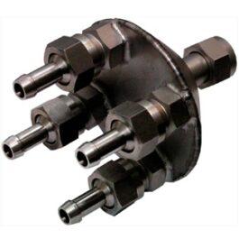 Julabo quad manifold