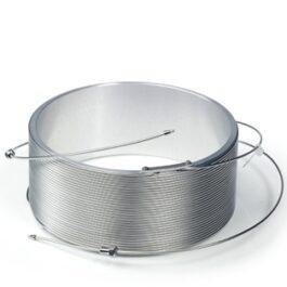 FlowSyn 10ml stainless steel coil