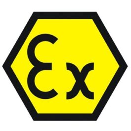Atex rated equipment