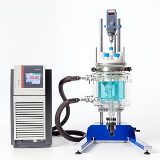 ReactoMate-Pilot Jacketed Reaction Vessel systems