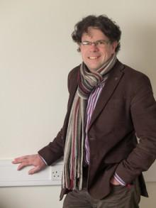 Martyn Fordham of Asynt