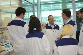 SNAR FlowSyn Flow Chemistry training Radboud University Mijmegen