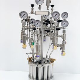 Custom multicell reactor from Asynt