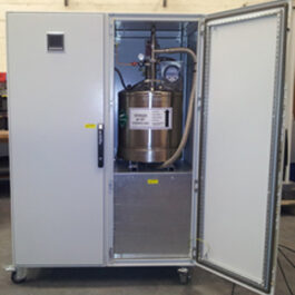 liquid nitrogen generators from Asynt