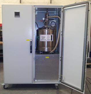 liquid nitrogen generators from Asynt