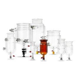 ReactoMate jacketed vessels lab reactors
