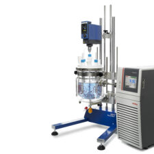 ReactoMate ATOM controlled laboratory reactor stand from Asynt
