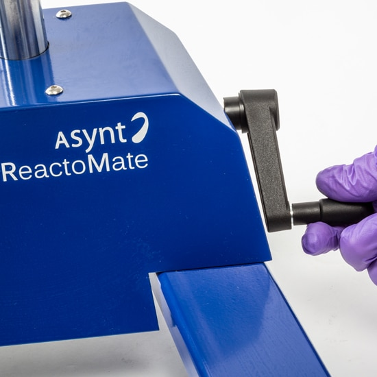 ReactoMate ATOM support stand from Asynt