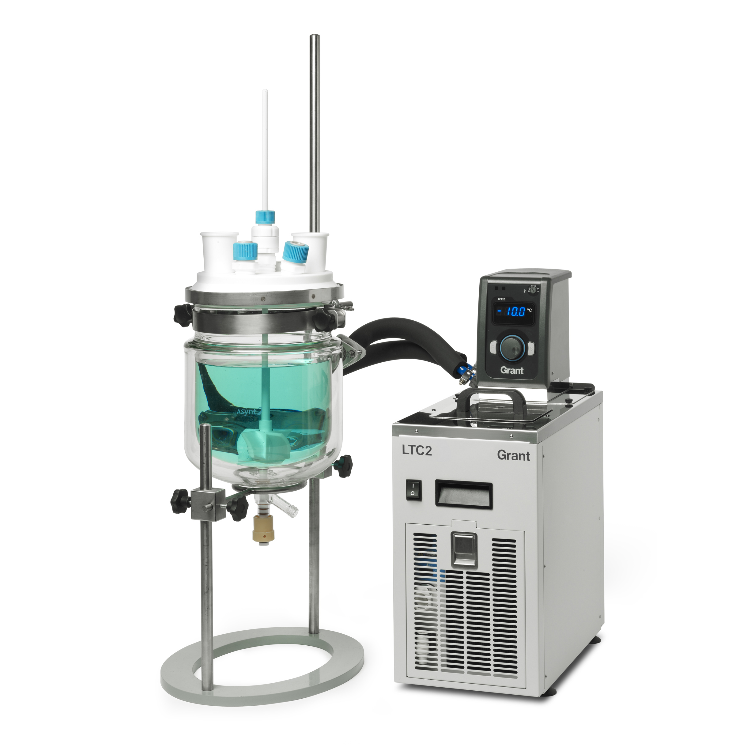 ReactoMate CLR with Easy Support and Grant LTC2 chiller