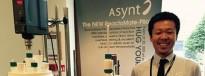 Yasu from AG! Asah Glassplant Inc in Japan