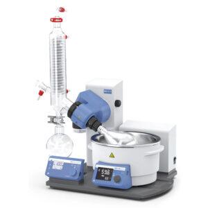 IKA RV 10 Digital V-C rotary evaporator from Asynt chemistry