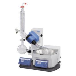 IKA RV 10 digital V-C rotary evaporator