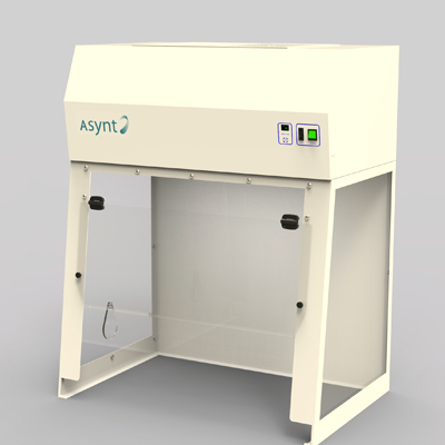 Alternative image of 900mm Asynt fume cabinet