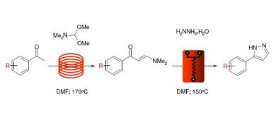 Flow chemistry publication