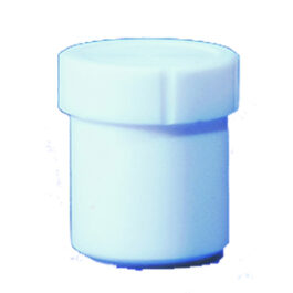 heat resistant PTFE jars