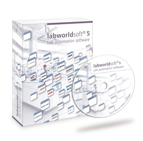 IKA labworldsoft automation software