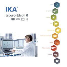 IKA Labworldsoft laboratory automation