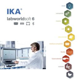 IKA Labworldsoft laboratory automation