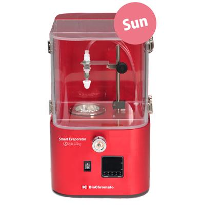 Bio Chromato Smart Evaporator in Sun Red from Asynt