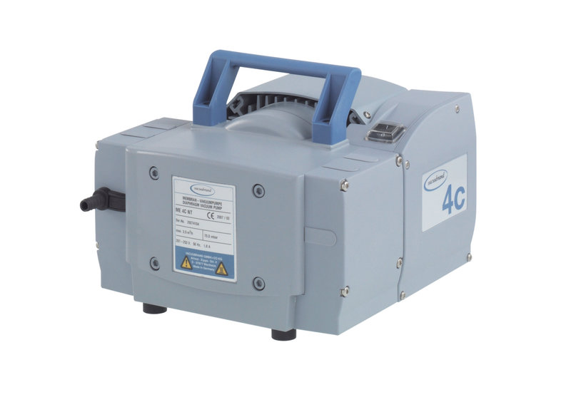 Vacuubrand high flow vacuum pump