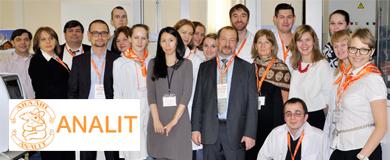 Analit homepage image
