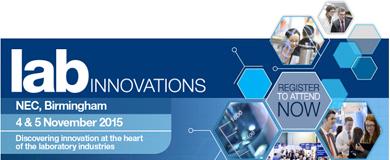 register at Lab Innovations 2015