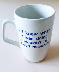 The new Asynt mug