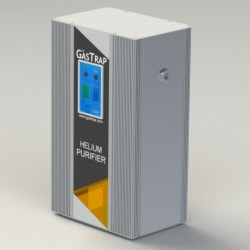 GasTrap helium-purifier