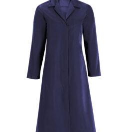 ASY-LW-WL90 ladies coat - navy from Asynt