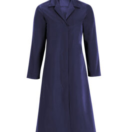 ASY-LW-WL90 ladies coat - navy from Asynt