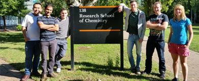 Dr Nicholas White team testing of CondenSyn