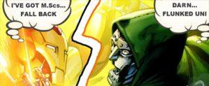 Marvel super villain or genius scientist