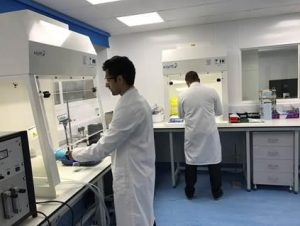 Non-Ducted Cabinet Enables Development of Infectious Disease Diagnostics