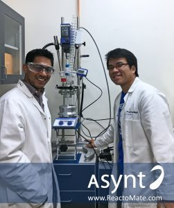 Custom Reactors from Asynt