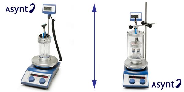 DrySyn OCTO and DrySyn Spiral Evaporator