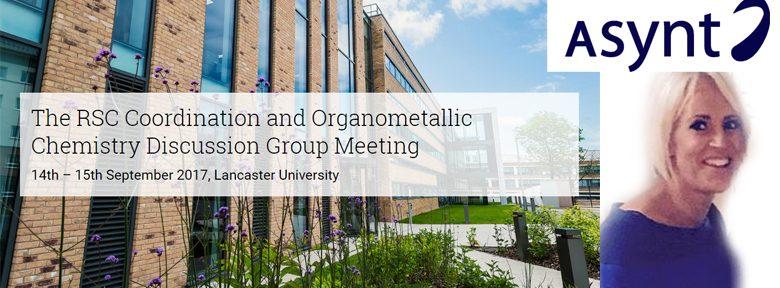 RSG University of Lancaster CODG 2017