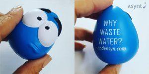 Asynt CondenSyn Walter water droplet