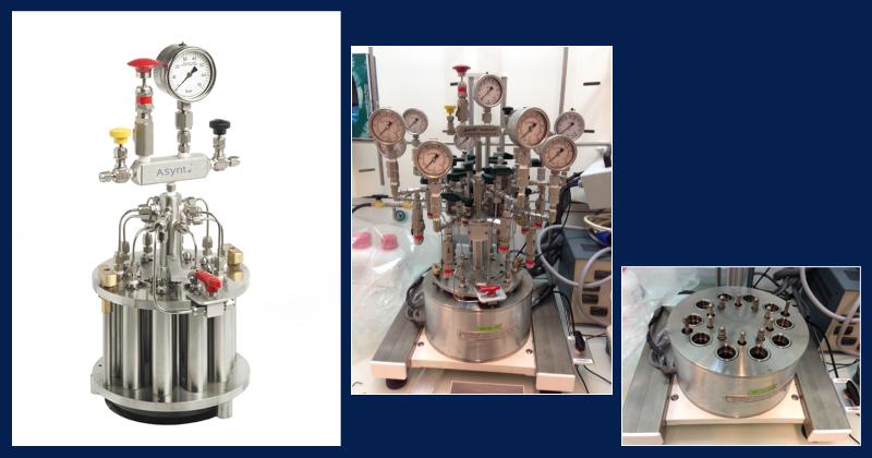 Asyntise - Custom Reactors Multicell
