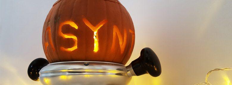 Halloween chemistry